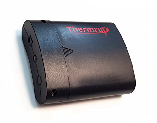 Thermrup Batterienbox Batteriefach für beheizbare Einlegesohlen